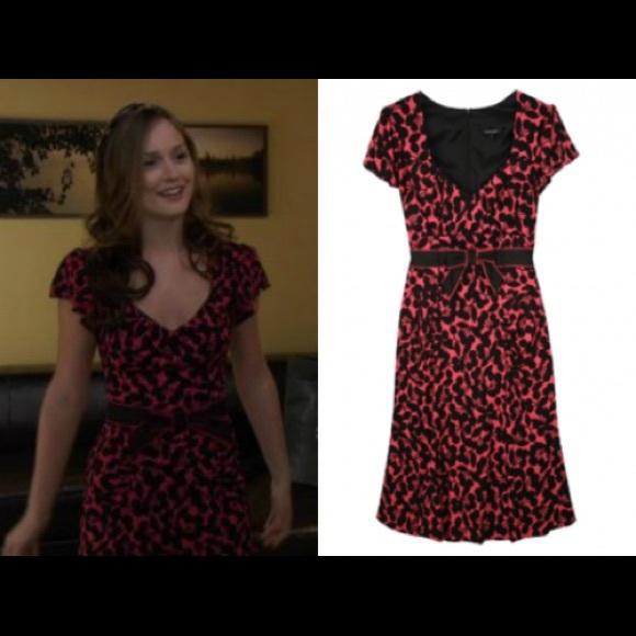 Nanette Lepore Dresses Nanette Lenore Blair Waldorf Dress Black